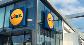 Video Corporate Lidl - Timelapse Milano Forze Armate
